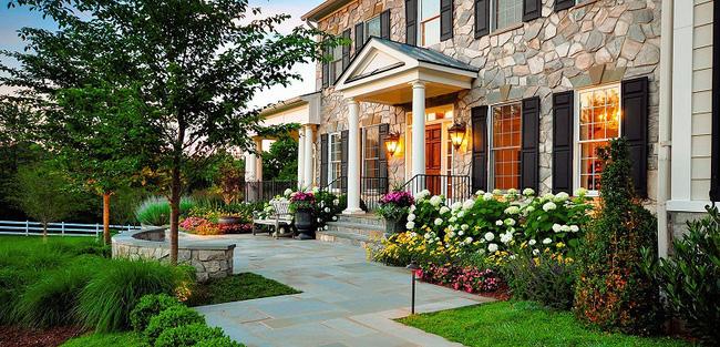 11 cách trang trí sân vườn đẹp hợp xu hướng - Nhà Đẹp Số (1)