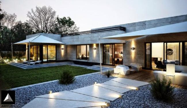 11 cách trang trí sân vườn đẹp hợp xu hướng - Nhà Đẹp Số (8)