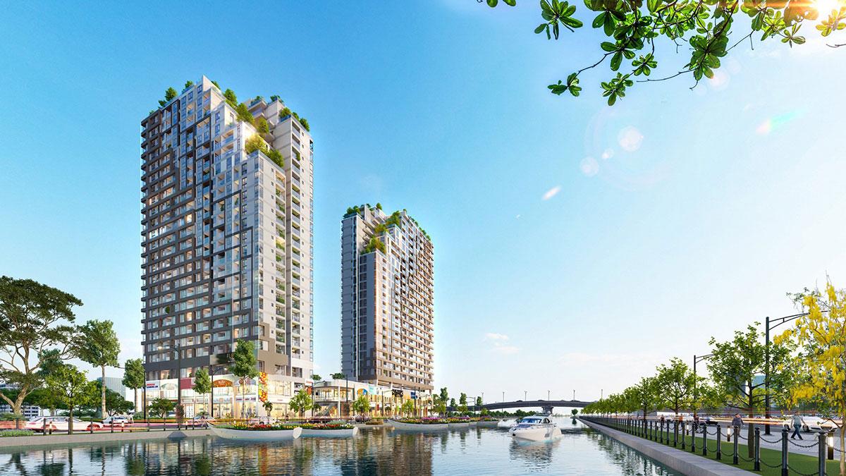 Tổng quan dự án căn hộ D–Aqua