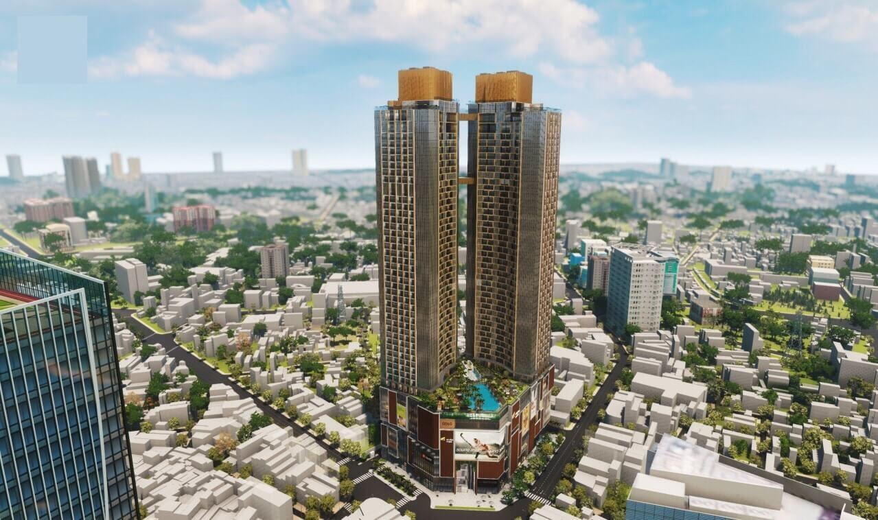 Mô hình dự án Alpha City