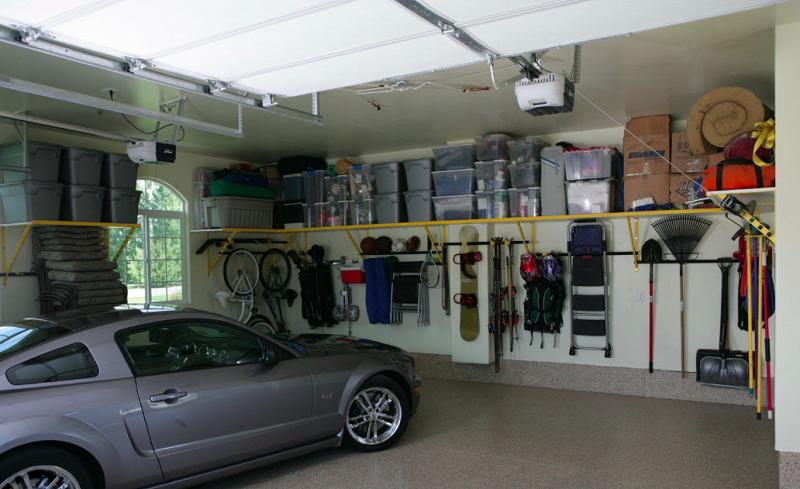 4 cách tốt nhất để cải thiện nhà để xe