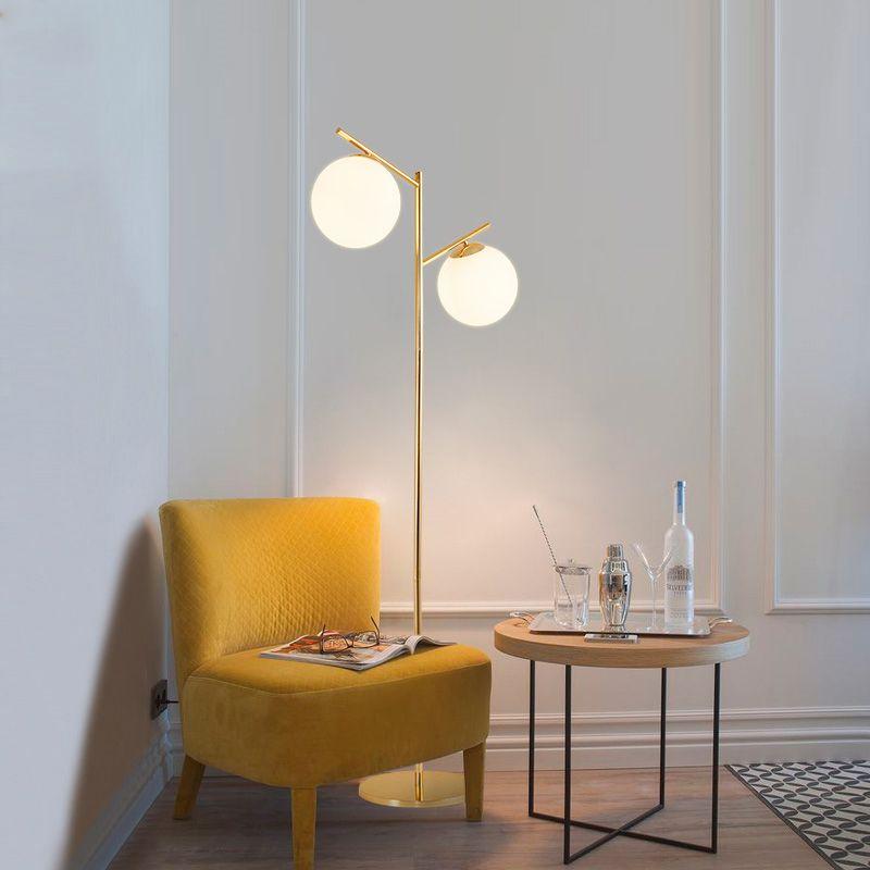 Đèn sàn đèn cây hiện đại DCS013 | Diamond Lighting