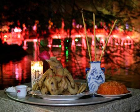 Các nghi thức cúng trong đêm giao thừa cần biết năm 2019