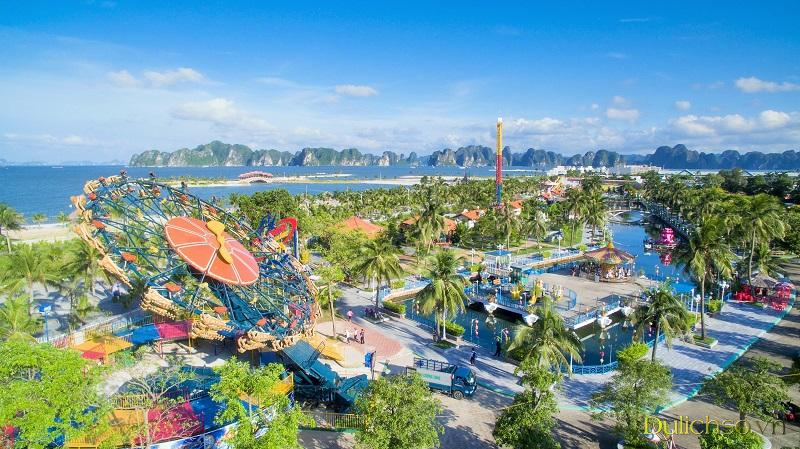 Review địa điểm check in đảo Tuần Châu Hạ Long tháng 10/2020 * Du Lịch Số