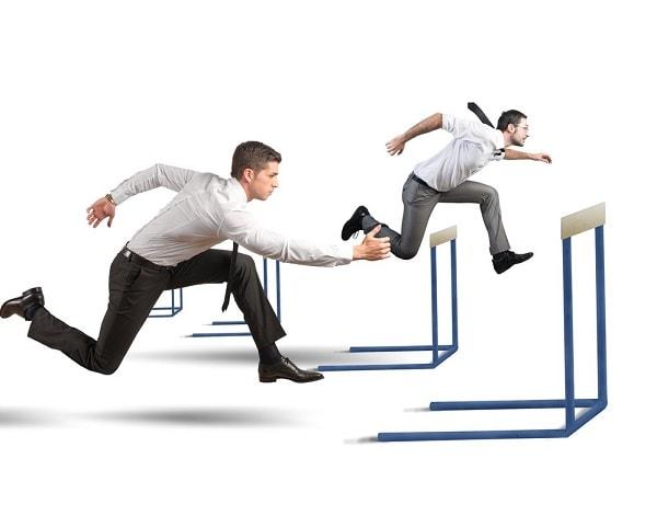 Cuộc cạnh tranh giữa những người kinh doanh không bao giò chấm dứt