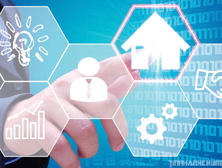 Kinh doanh bất động sản thời 4.0