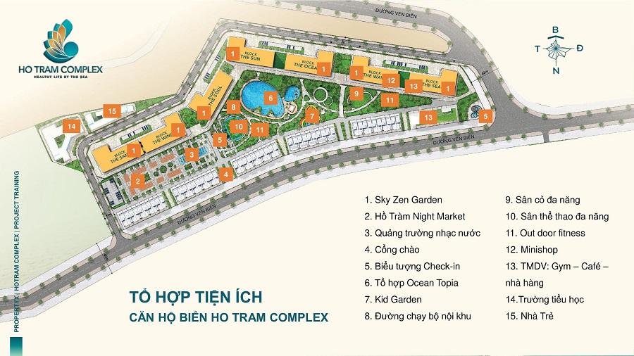 ho tram complex 2 - Hồ Tràm Complex