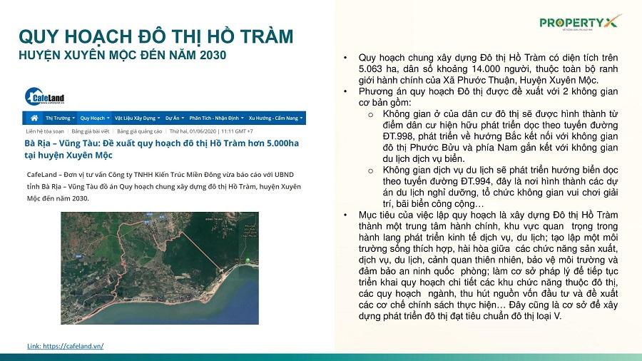ho tram complex 20 - Hồ Tràm Complex