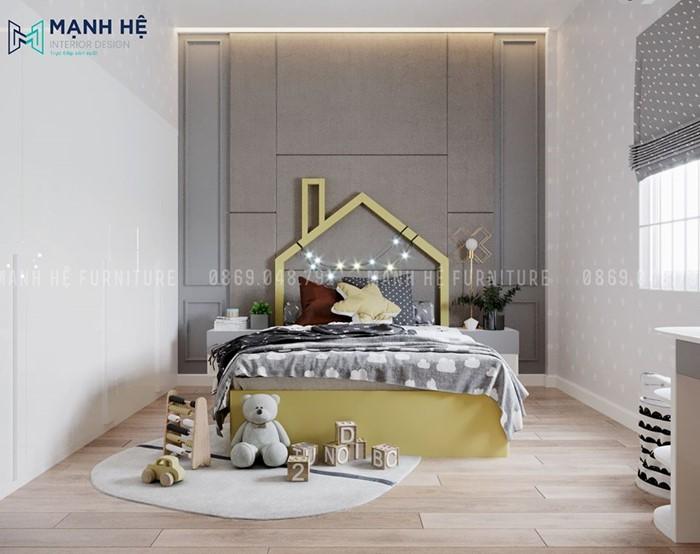 phòng ngủ của bes