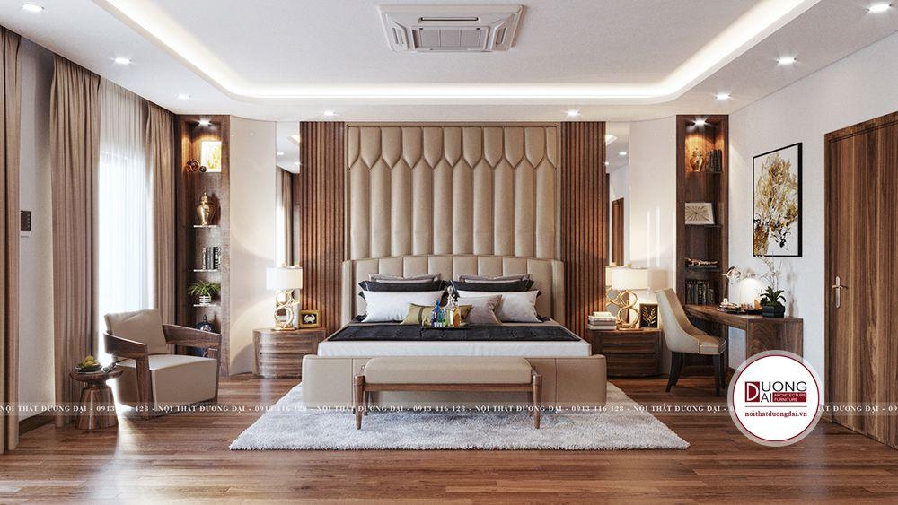 Thiết kế nội thất biệt thự hiện đại và sang trọng 2020