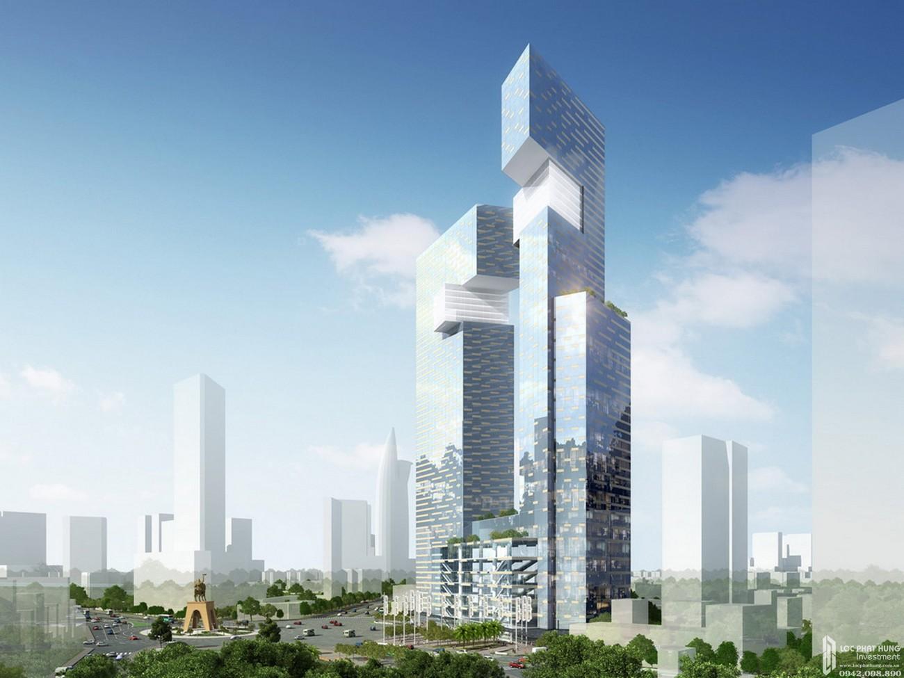 Dự án Spirit of Saigon - Dự án chung cư sắp mở bán tại TPHCM