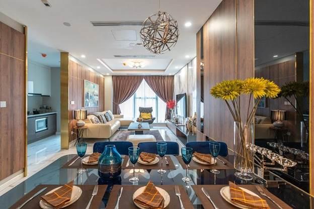 Mua nhà đón Tết với căn hộ cao cấp Sunshine City - VnExpress Kinh doanh