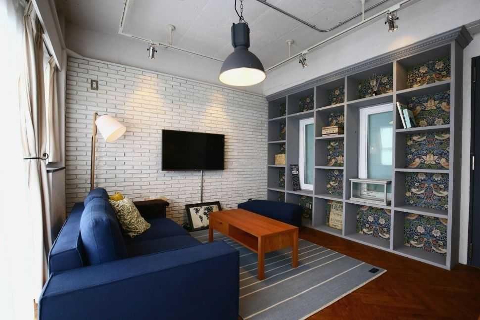 Đồ nội thất xinh xăn mang tới không gian phòng khách Nhật Bản hài hòa nhất