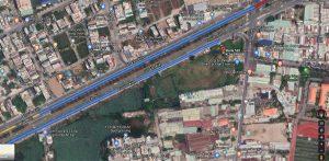Vị trí dự án căn hộ Stella Vo Van Kiet Bình Tân
