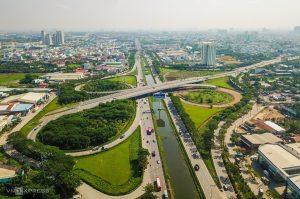 Diện mạo của khu vực phía Tây Sài Gòn