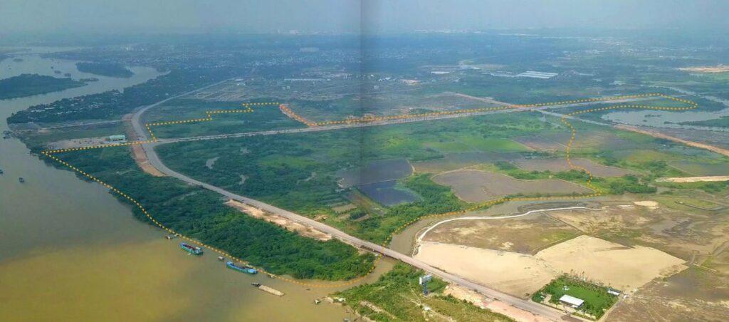 Hình ảnh thực tế Izumi City Đồng Nai