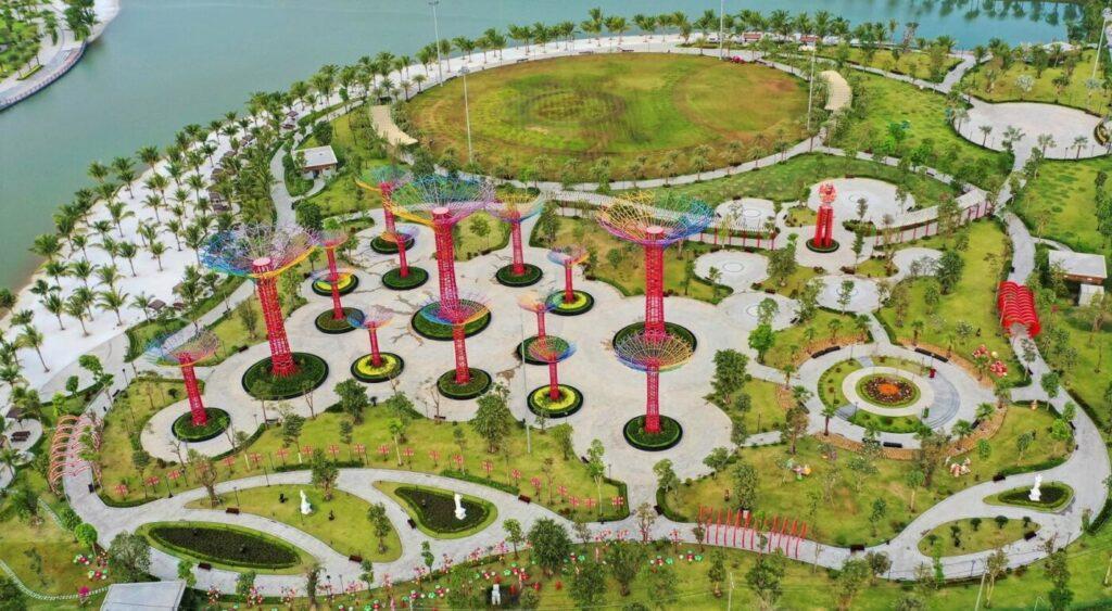 Hình ảnh thực tế Vinhomes Grand Park
