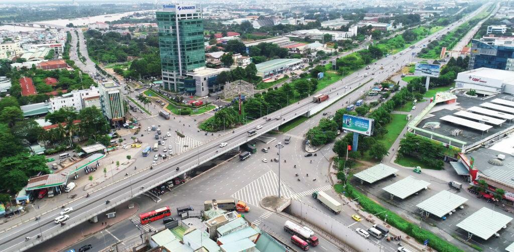 Kết nối ngoại khu Biên Hòa New City