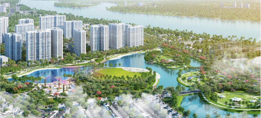 Thông tin dự án Vinhomes Grand Park