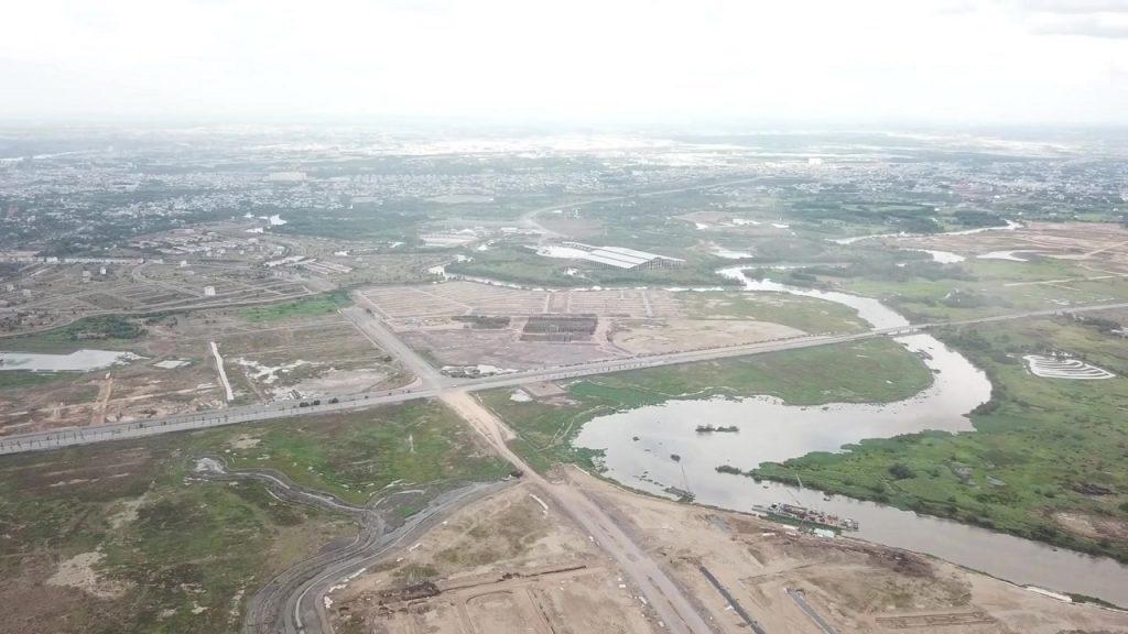Tiến độ dự án Izumi City Nam Long
