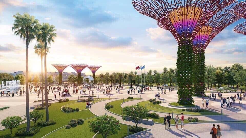 Tiện ích dự ánVinhomes Grand Park