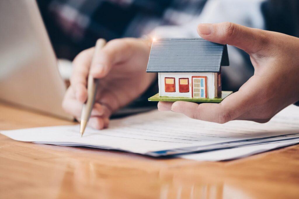 Biểu mẫu hợp đồng đặt cọc mua nhà đất