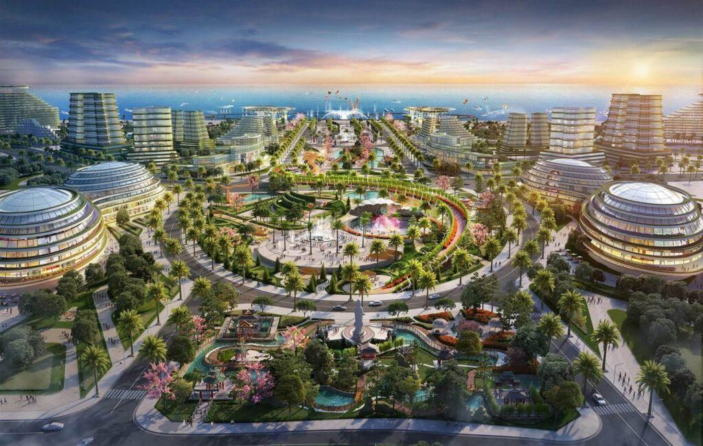 Dự án Izumi City
