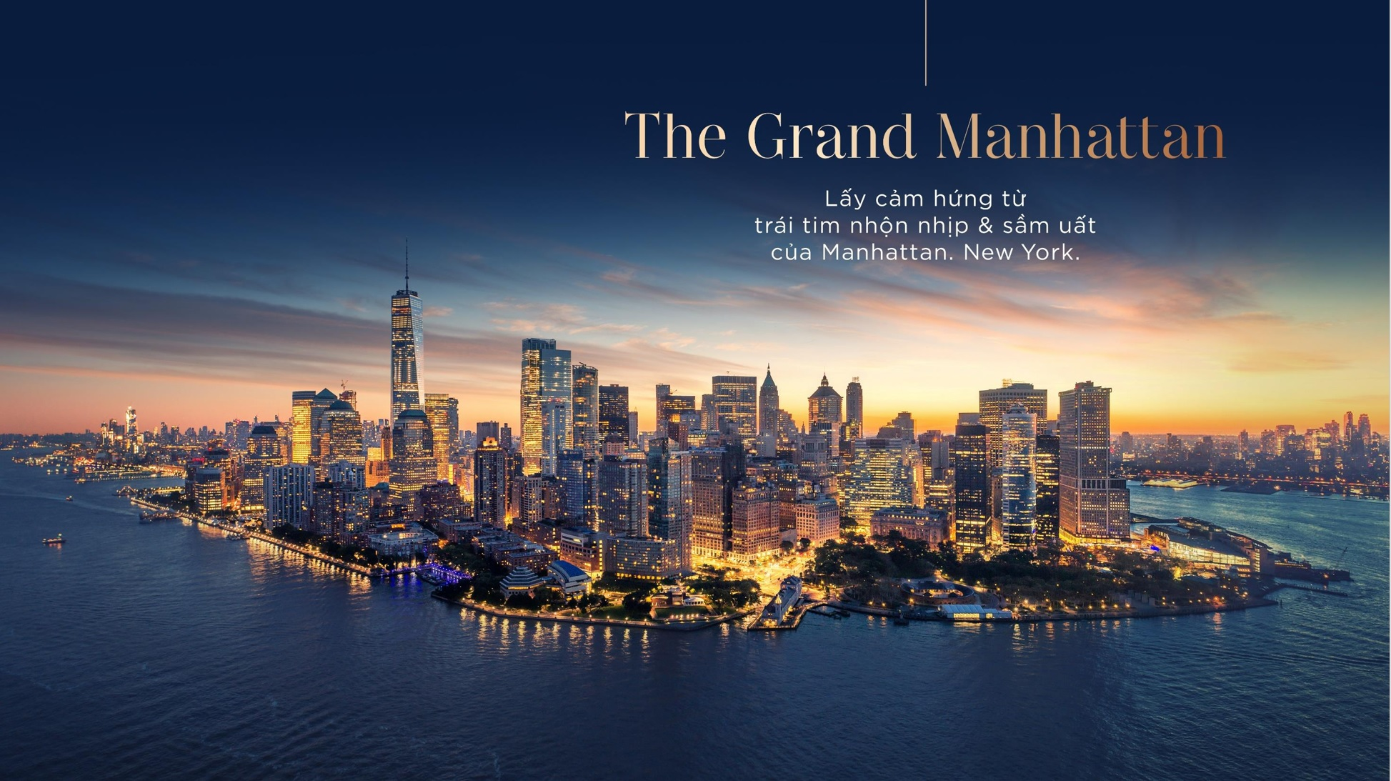 dự án The Grand Manhattan