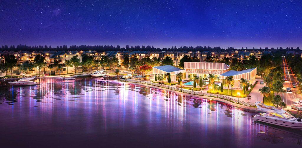 Hình ảnh thực tế Biên Hòa New City