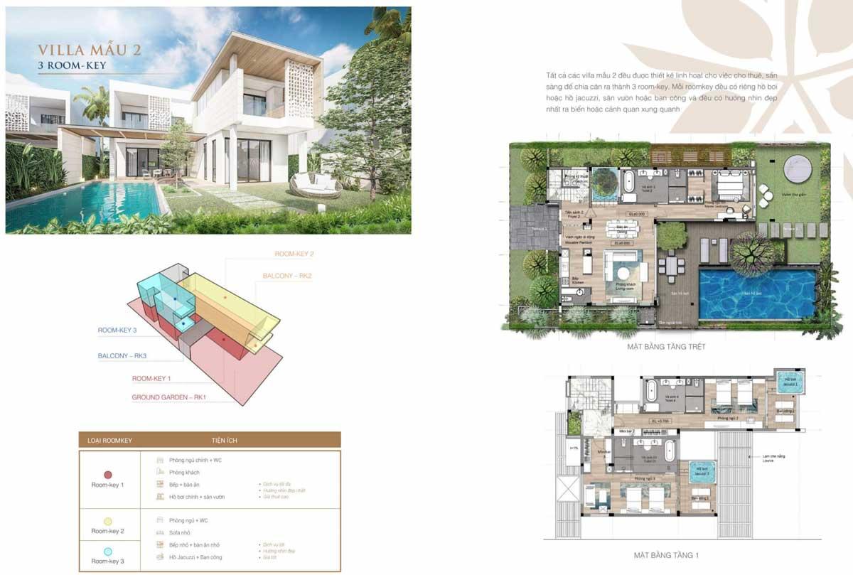 Thiết kế dự án Angsana Residences