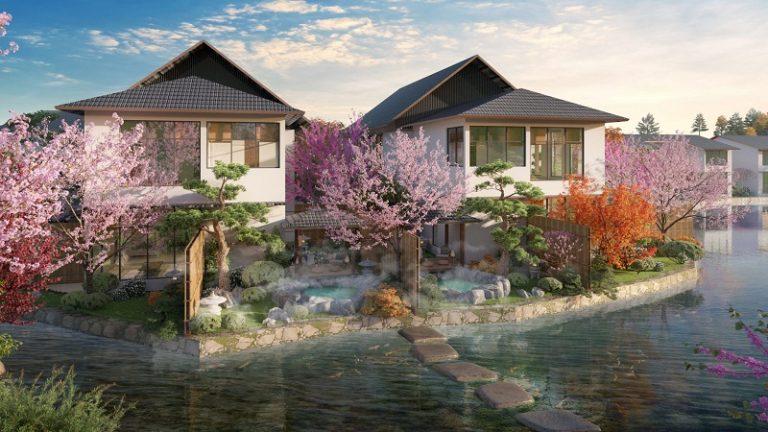 Tiện ích dự án Mandala Sky Villas