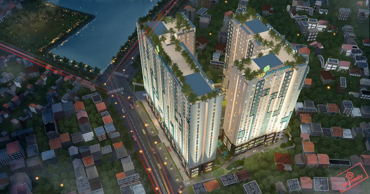 Thông tin tổng quan dự án Adi Lucky Home