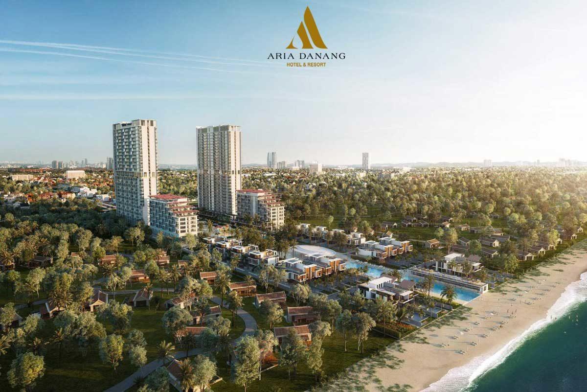 dự án Aria Đà Nẵng Hotel & Resort