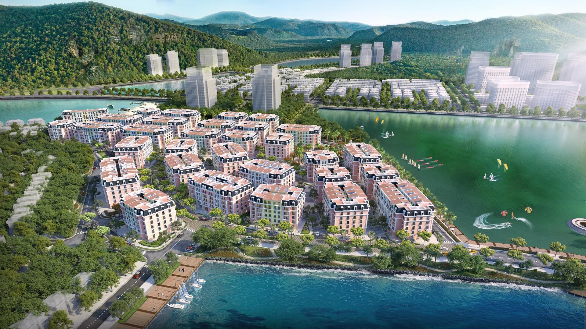 Tổng quan dự án Aqua City Hạ Long